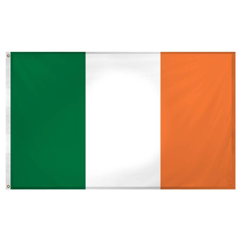 Popcorn Tree Flag - Ireland 3'x5'