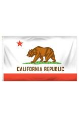 Popcorn Tree Flag - California 3'x5'