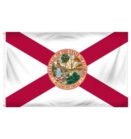 Popcorn Tree Flag - Florida 3'x5'