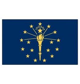 Popcorn Tree Flag - Indiana 3'x5'