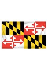 Popcorn Tree Flag - Maryland 3'x5'