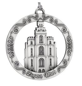 Ringmasters Logan Temple Ornament