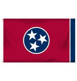 Popcorn Tree Flag - Tennessee 3'x5'