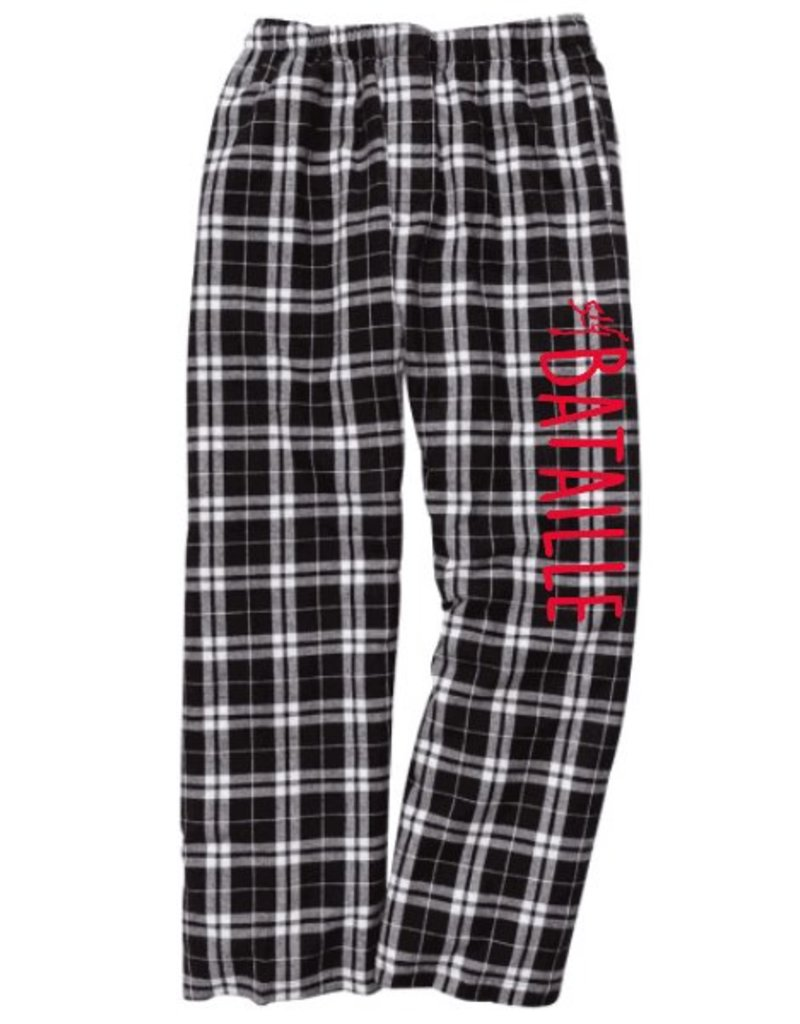 #201 Flannel Pant - Bataille
