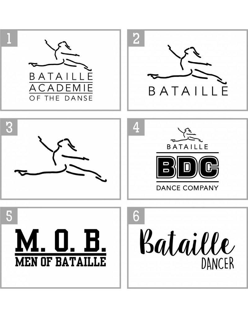 #104 Crewneck Sweatshirt - Bataille - Pick Your Logo