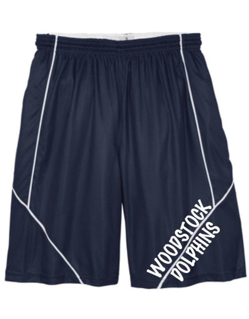 #208 Posicharge Reversible Shorts - Woodstock Swim