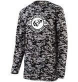 #61 Digi Camo Long Sleeve Wicking Shirt - BBWC