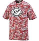 #60 Digi Camo Short Sleeve Wicking Shirt - BBWC