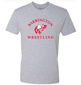 #6 Ringspun Short Sleeve Shirt - BHS Wrestling