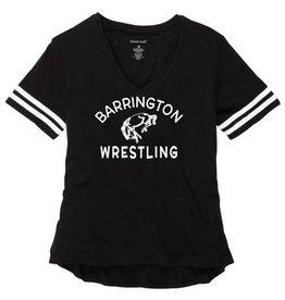 #319 Ladies Sporty Slub - BHS Wrestling
