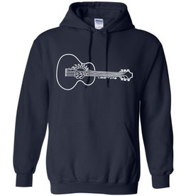 #101C Classic Hooded Sweatshirt - Weller Inn