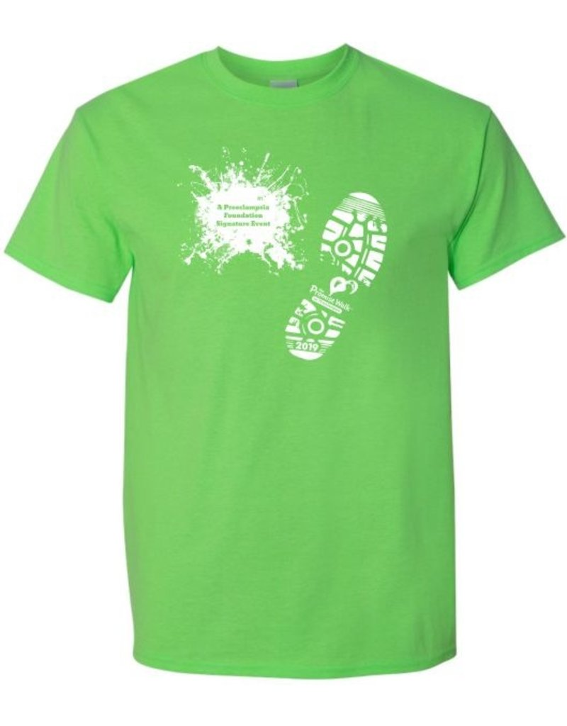 #2 Classic Short Sleeve Tee Shirt - The Promise Walk - Step Two