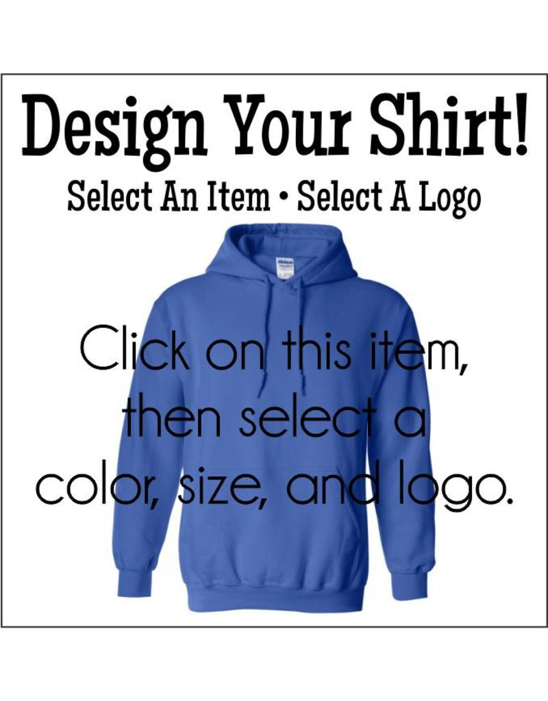 #101 Hooded Sweatshirt - Second City Canine Rescue