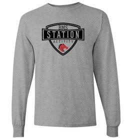 #4B Classic Long Sleeve T-Shirt - Station SpiritX
