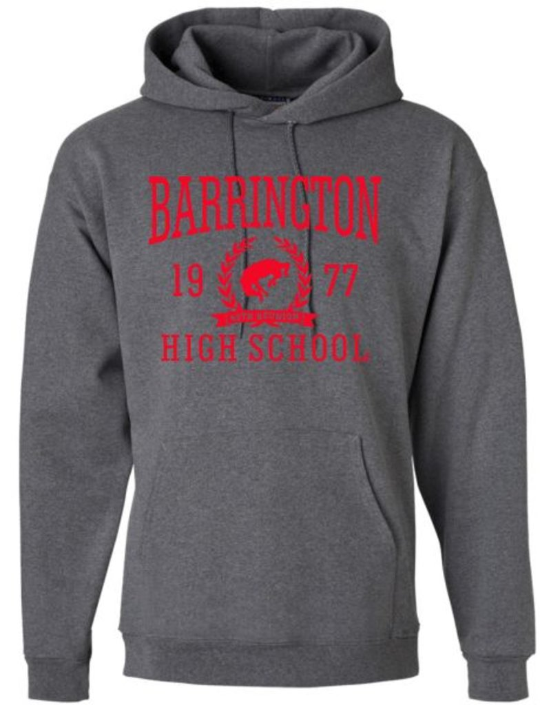 #103 Heavyweight Cotton Hooded Sweatshirt - BHS Reunions