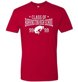 #6B Premium Short Sleeve Crew Neck Tee - BHS Class of... Collection