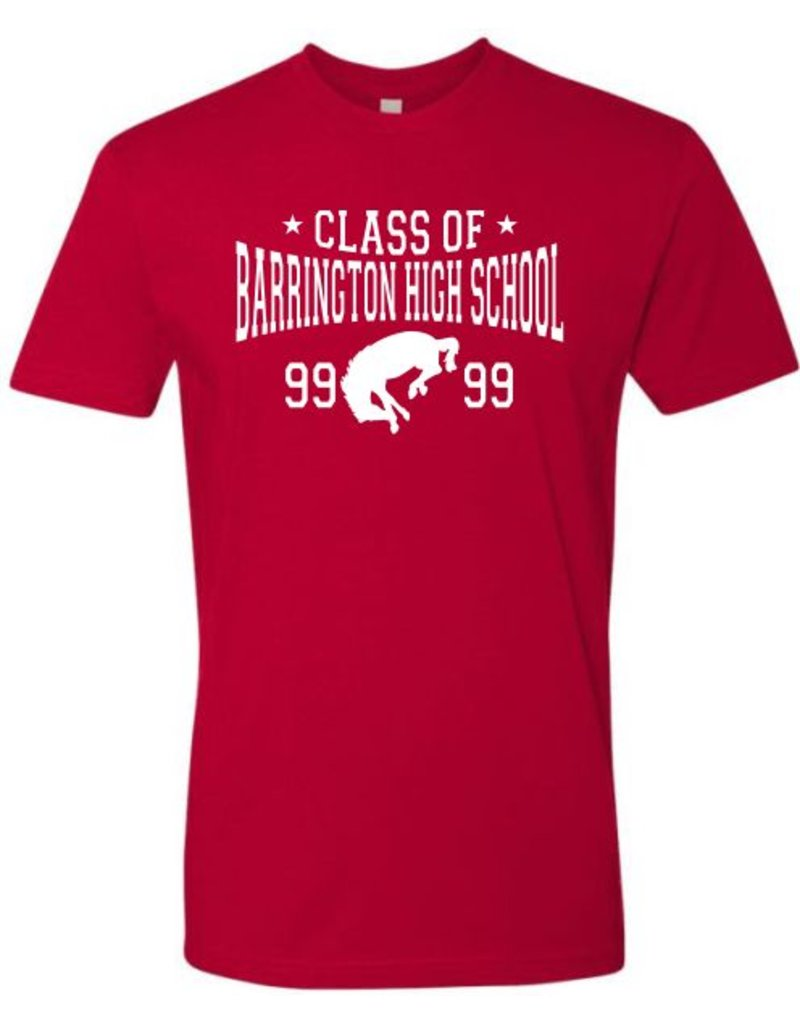 #6B Premium Short Sleeve Crew Neck Tee - BHS Class of... Collection