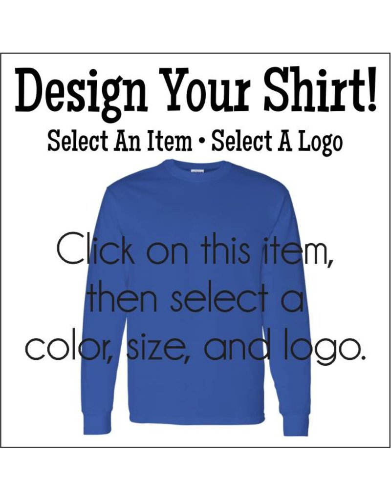 #4 Classic Long Sleeve T-Shirt - Second City Canine Rescue