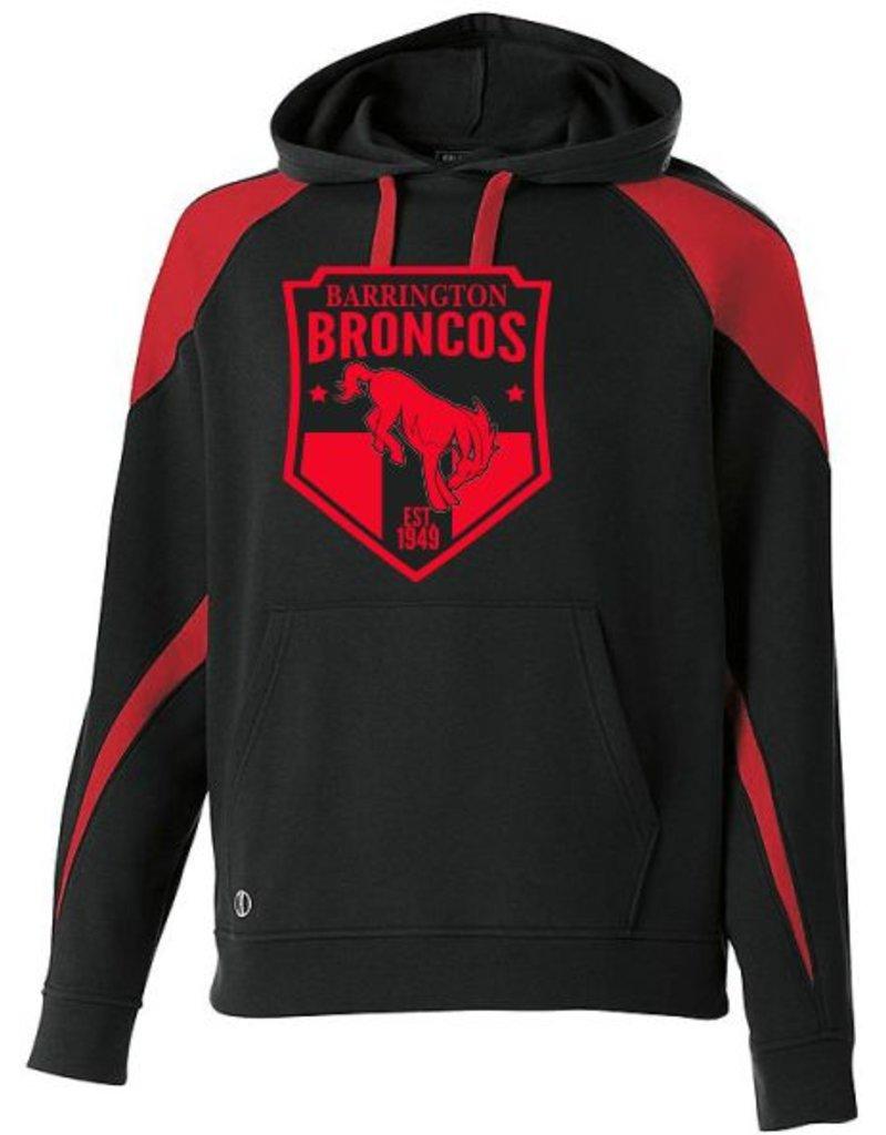 #124 Prospect Hooded Sweatshirt - Barrington Broncos