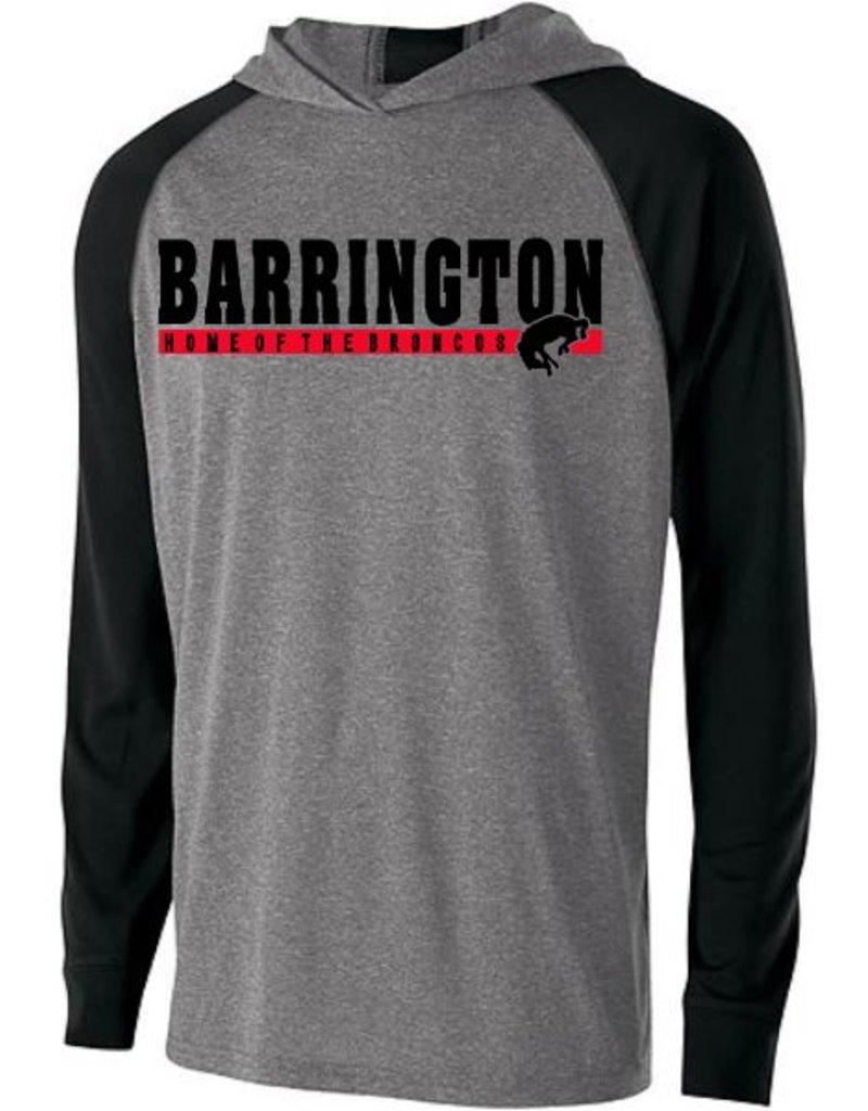 #171 Echo Performance Hoodie - Barrington Broncos
