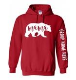 #101 Adult Hooded Sweatshirt - Mothers of Multiples