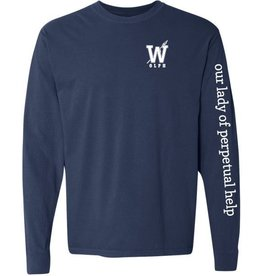 Comfort Colors #20 Comfort Colors Long Sleeve Shirt - OLPH Alumni