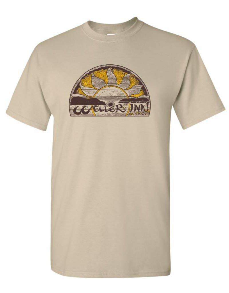 #2B Classic Short Sleeve T-Shirt - Weller Inn