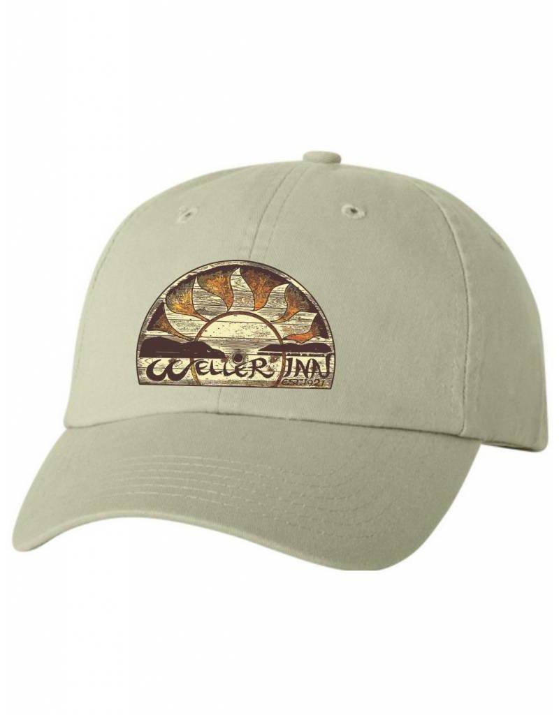 #486 Classic Baseball Hat - Weller Inn