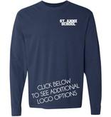 Comfort Colors #20 Comfort Colors Long Sleeve Shirt - SAS