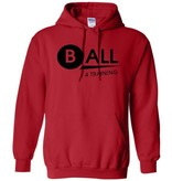 #101 Classic Hooded Sweatshirt - BALL4Training