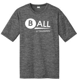 #42 Electric Heather Performance Shirt - BALL4Training