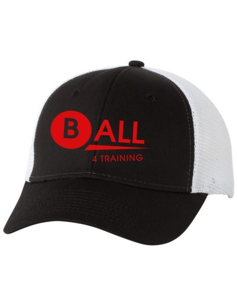 #493 Trucker Hat - BALL4Training