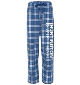 #201 Classic Flannel Pants - Huntington Swim Team