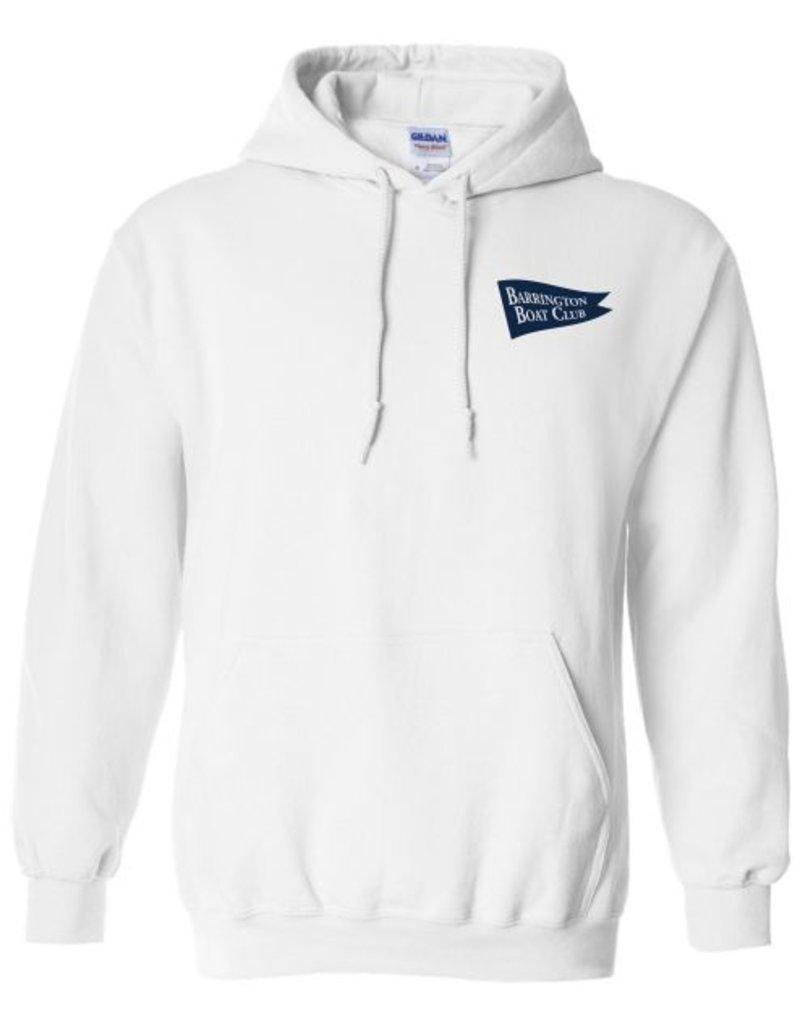 #101B Classic Hooded Sweatshirt - Barrington Boat Club