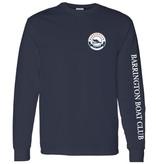 #4 Classic Long Sleeve T-Shirt - Barrington Boat Club