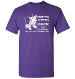 #2 Adult Classic Short Sleeve T-Shirt - MOM Convention