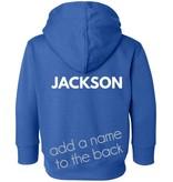 #606 Toddler Hooded Sweatshirt - Noah's Ark Preschool
