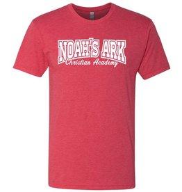#5 Short Sleeve Triblend T-Shirt - Noah's Ark Preschool