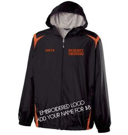 #2290 Collision Jacket - McHenry Swimming