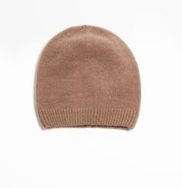 Look by M Basic Cashmere Blend Hat