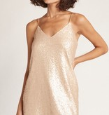 Jack BBD Sedgwick Sequin Slip Dress
