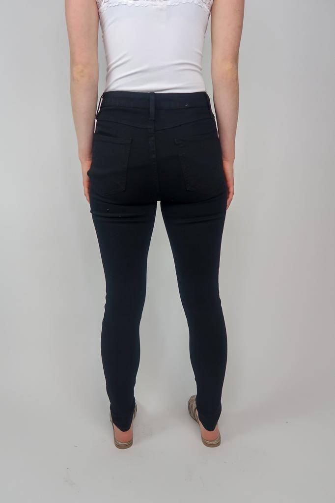 Just Black High Rise Ankle Jegging