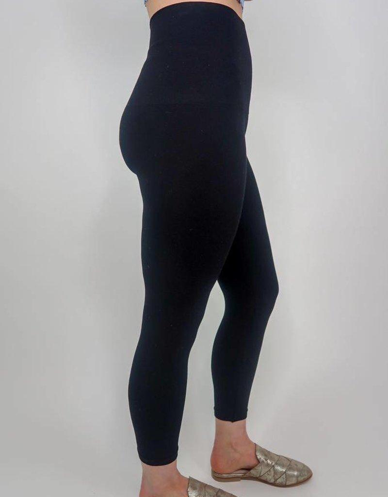 M Rena Tummy Tuck Solid High Waist Leggings
