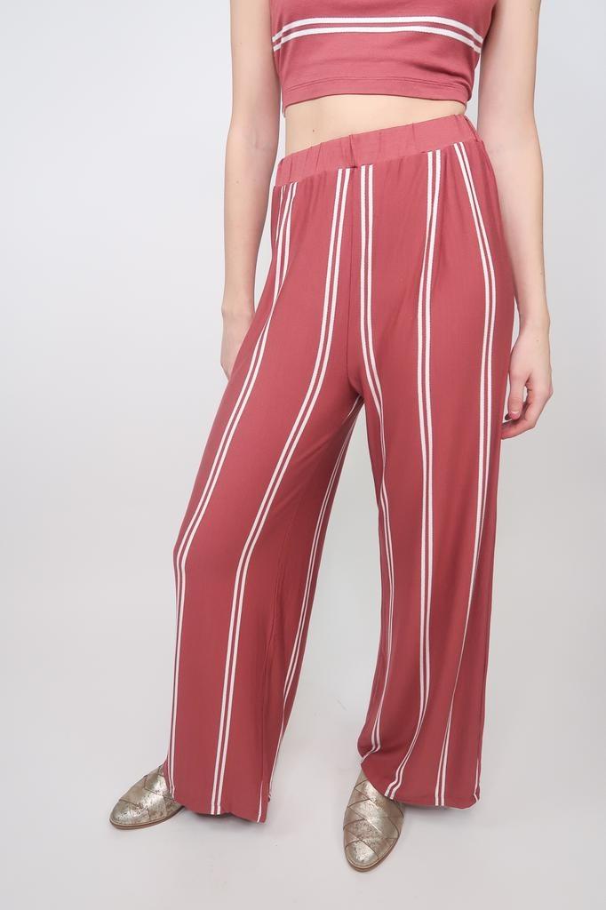 HYFVE Striped Pant
