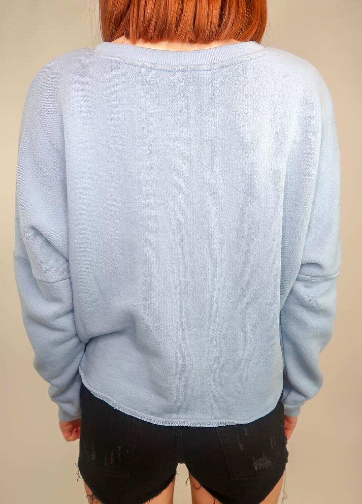 Others Follow Charlotte Tie Front Sweater