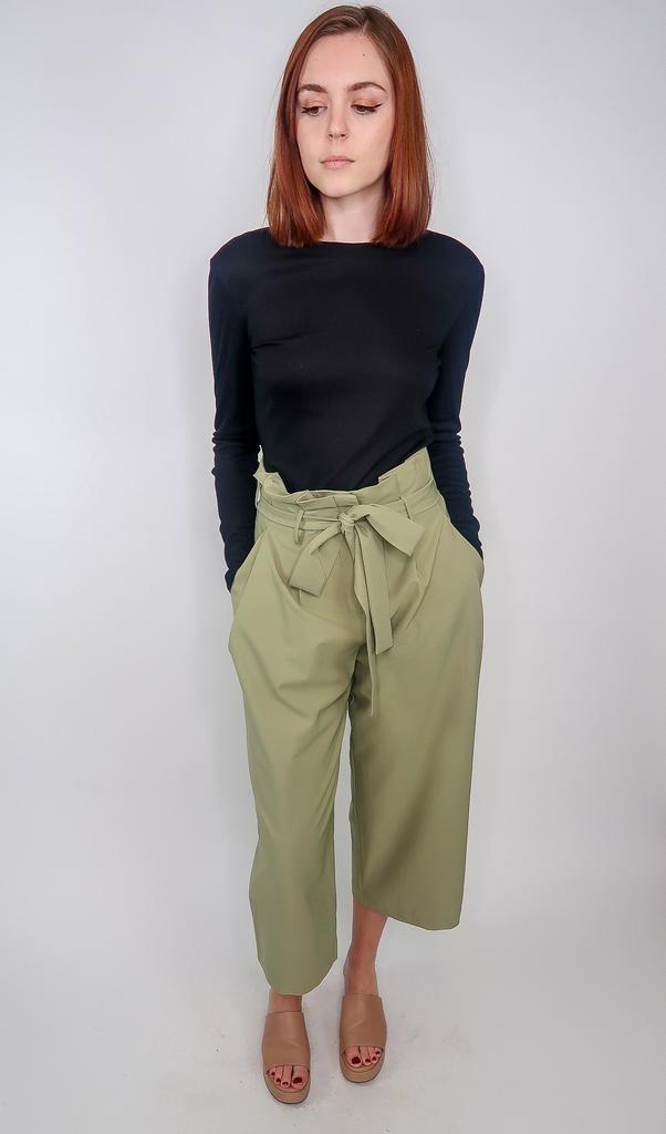 Renamed Mae Paperbag Waist Pants