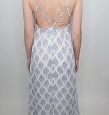 Angie Okay Now Ladies Open Back Dress