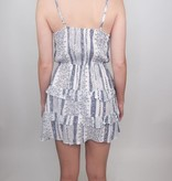 Vintage Havanna Struttin' Down The Street Mini Dress