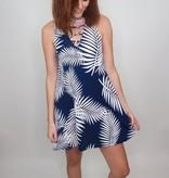 Vintage Havanna Shuffle Along Criss Cross Dress