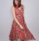 Angie Spritzer Season Wrap Tank Dress